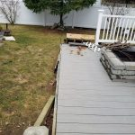 how to build a safe fire pit on a wood deck the washington