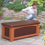 how to build an outdoor storage bench the family handyman