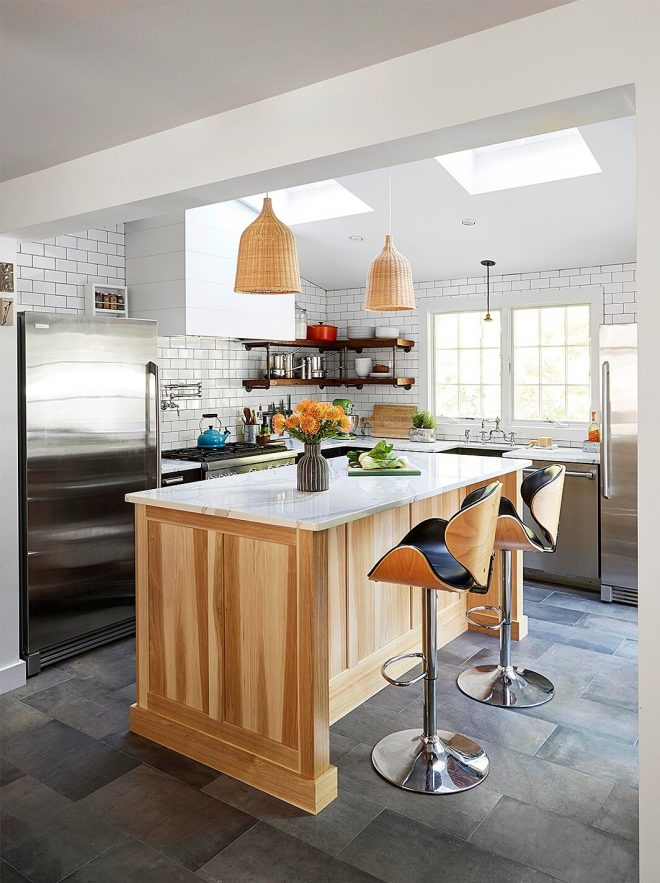 how to choose cabinet materials better homes gardens