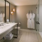 how to create a beautiful hotel bathroom at home