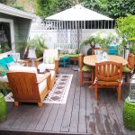 how to create a beautiful outdoor living room alan and