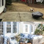 how to create a beautiful outdoor living space home stories