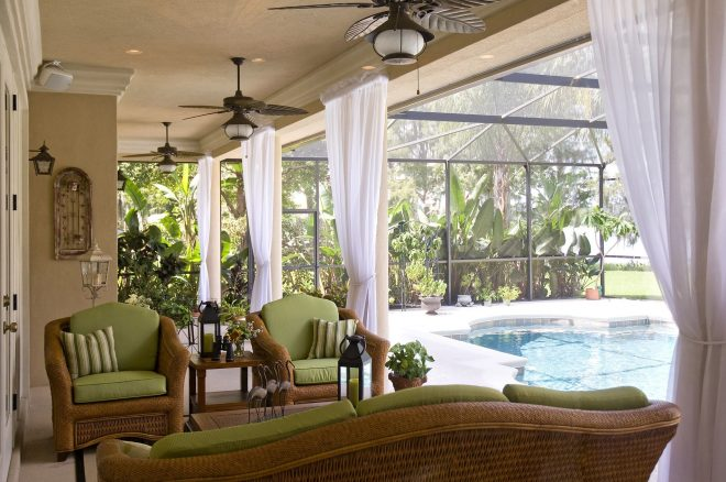 how to decorate a lanai heidi sowatskys decorating blog beauty