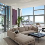 how to decorate a room with floor to ceiling windows tips