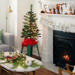 how to decorate a small space for the holidays dcor aid