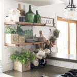 how to decorate kitchen shelves grace in my space