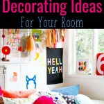 how to decorate your room without buying anything bedroom