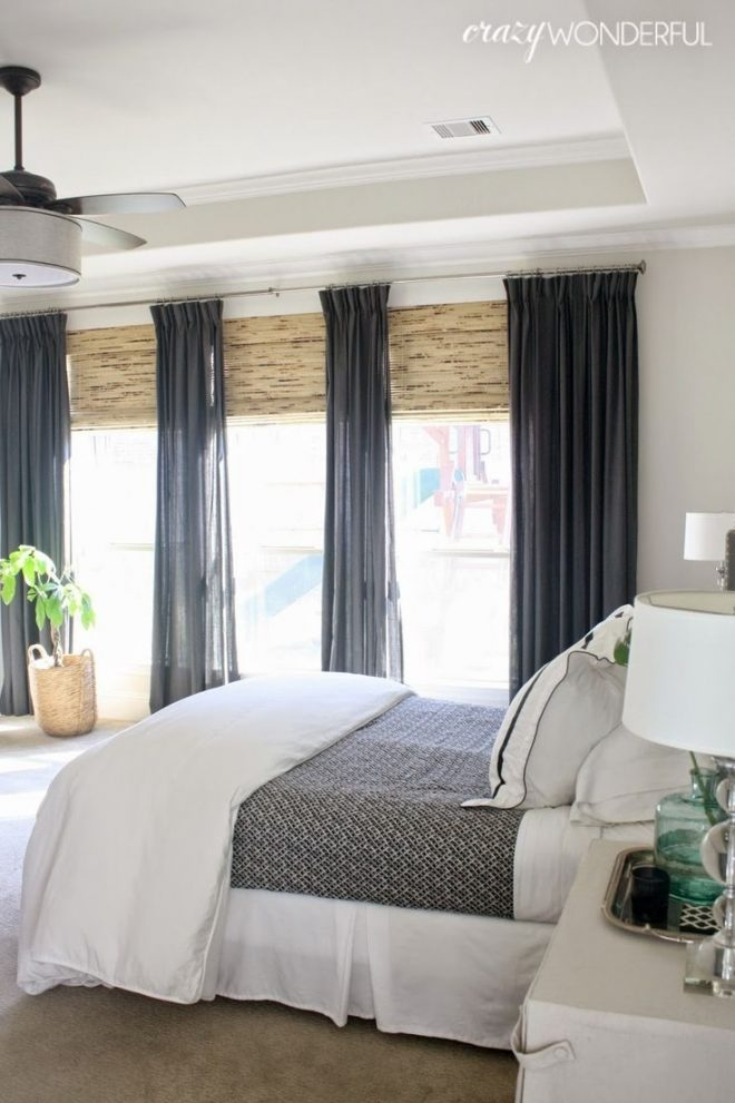 how to design the bedroom window treatments darlanefurniture