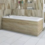 how to fit a wooden bath panel in 9 easy steps victoriaplum