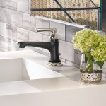how to mix modern traditional in the bathroom design milk