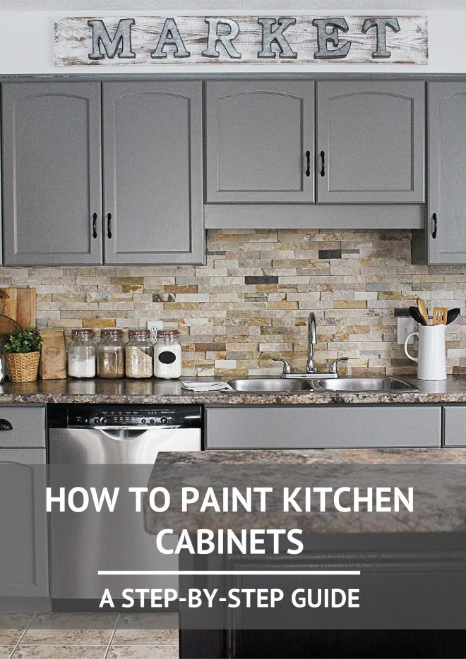how to paint kitchen cabinets diy kitchen home kitchens