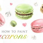 how to paint macarons fun art tutorial for any skill level