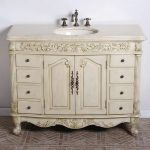 how to remodel a bathroom vanity on a budget eieihome