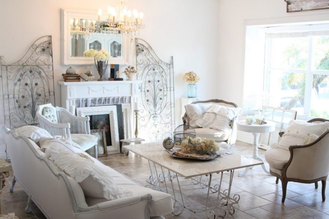 how to welcome shab chic decor in your home interior