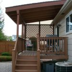 icon of deck cover ideas covered deck designs patio