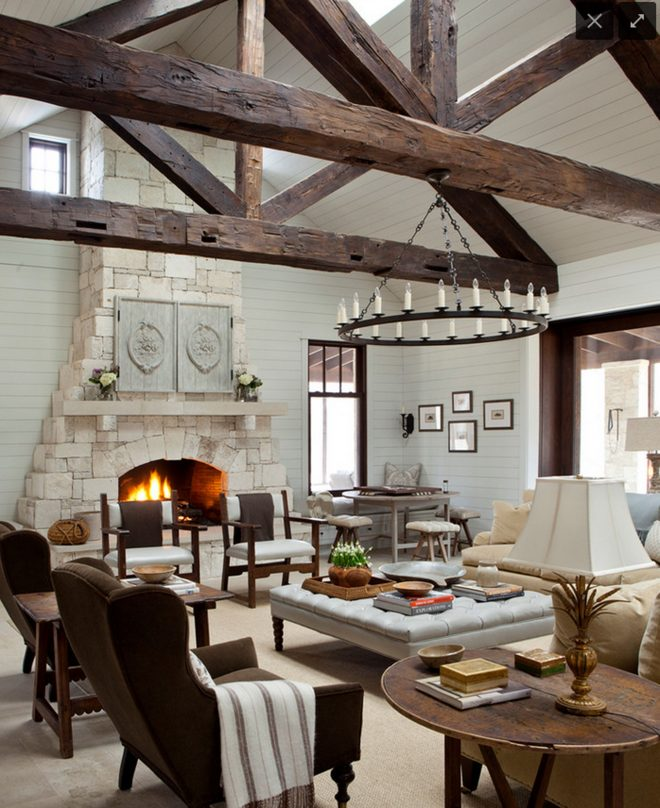image result for beam ceilings amandas mixed favorites