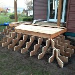image result for corner deck stair stringer in 2019 deck