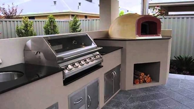 image result for outdoor barbeque area designs outdoor