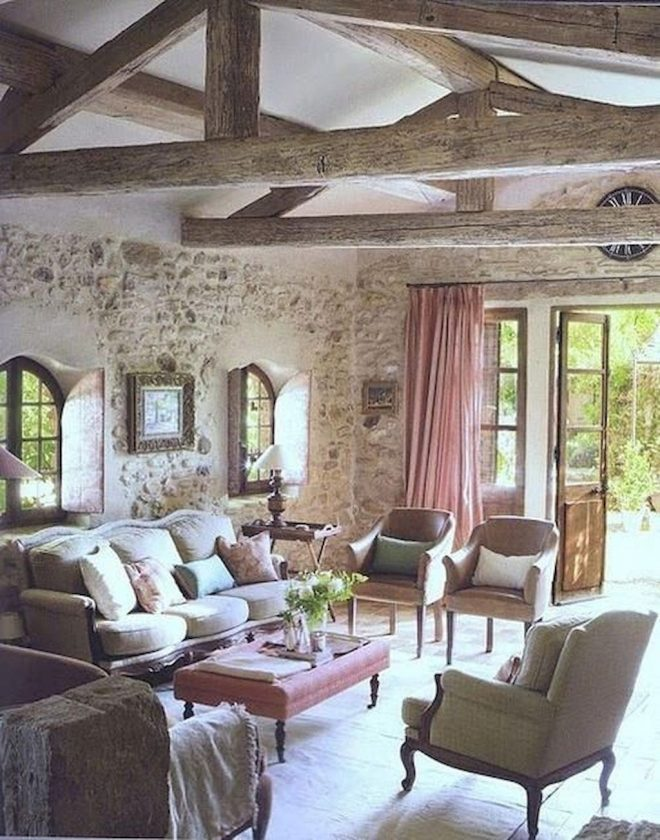 incredible french country living room ideas 14 french