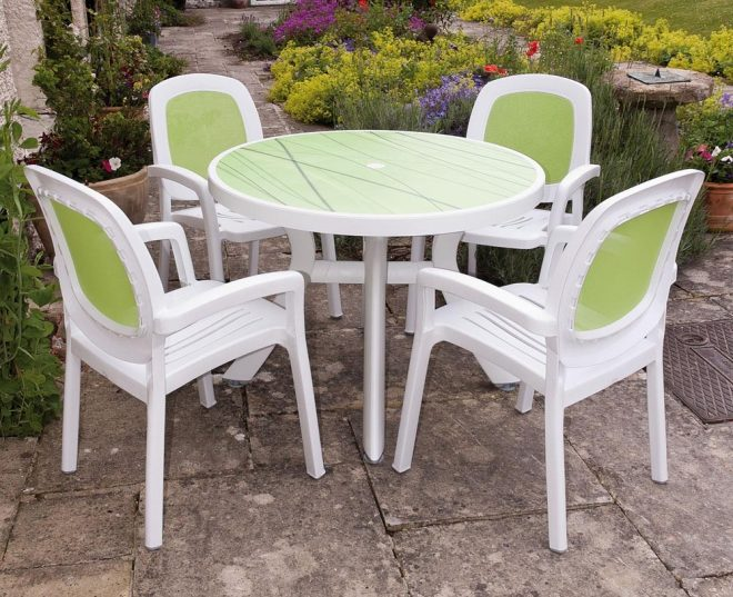 incredible outdoor plastic furniture modern innovation design