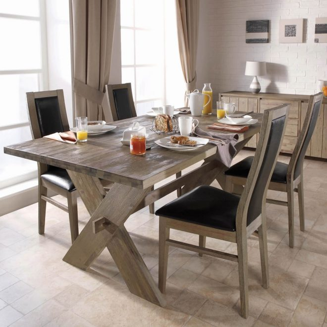 incredible rustic dining table set interior marvelous 1