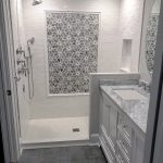 incredible simple bathroom floor and shower tile ideas just