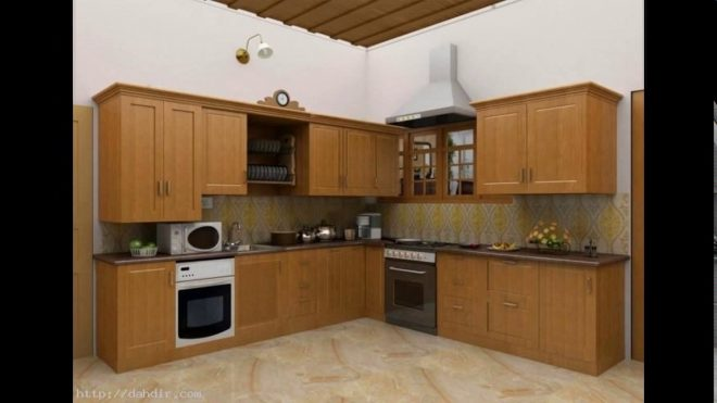 indian simple kitchen design youtube