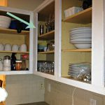 inspired wives how to paint kitchen cabinet frames kitchen cabinet