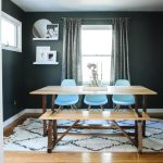 inspiring dining room makeovers apartment therapy