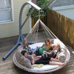 interior adorable floating outdoor daybed diy hanging plans