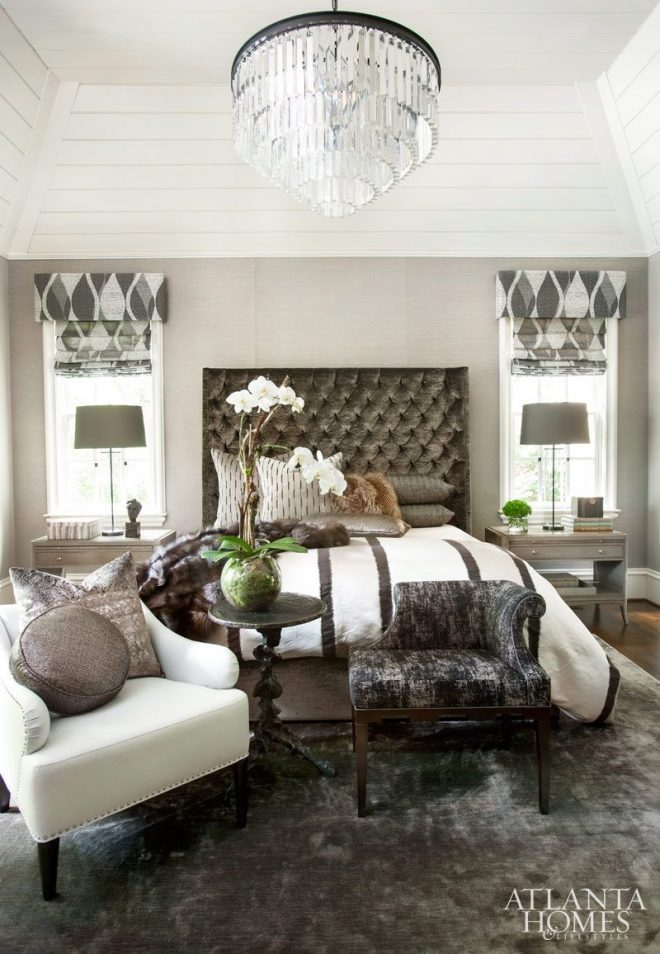 interior designer michel boyd softened this texture driven