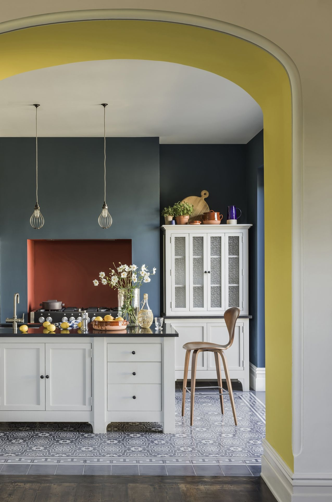 interiors dna paint conran residence decor pinterest