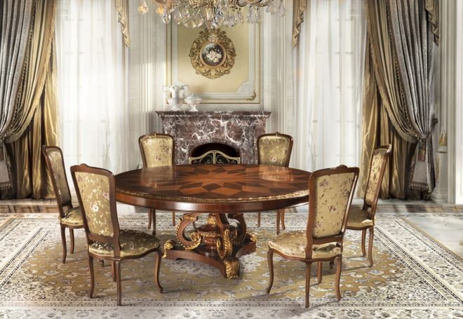 italian dining room furniture high end dining room furniture