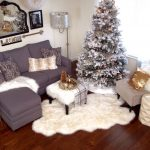 jan 27 winter white bedroom christmas living rooms home