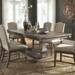 johnelle 7 piece dining room gray dining room sets