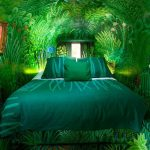 jungle themed bedroom old mac daddy luxury trailer park in