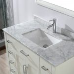kent 42 inch white finish bathroom vanity white vanity