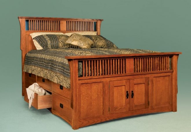king bed with storage drawers oak king size storage bed