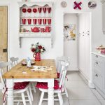 kitchen accessories for country kitchen design red home decor