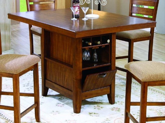 kitchen bar table narrow counter height table counter bar height