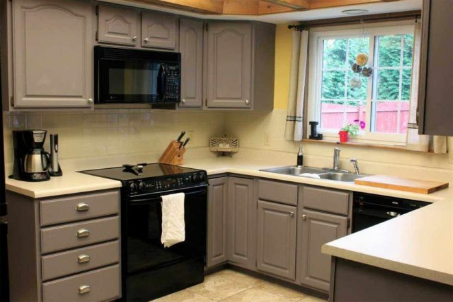 kitchen cabinet color ideas as well small on a budget with best 2018