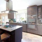 kitchen cabinet color ideas for without pantry multi windows small