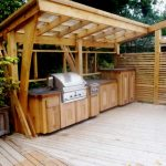 kitchen cabinet outdoor roof ideas outdoor kitchen roof