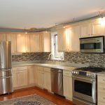 kitchen cabinet refacing refinishing jewtopia project simple
