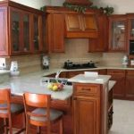 kitchen decorating ideas with cherry cabinets youtube