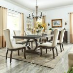 kitchen design classic dining table and chairs traditional