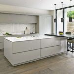 kitchen design island ideas s awesome l black white with