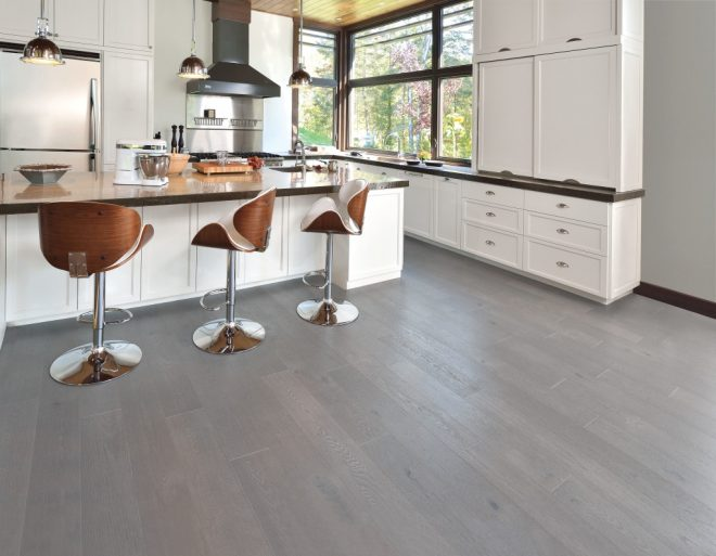 kitchen grey floors white cabinets royals courage ideas