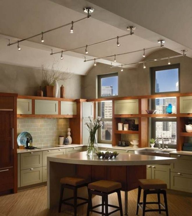 kitchen lighting amusing kitchen ceiling lighting ideas vaulted