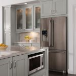 kitchen shenandoah cabinetry painted stone mission delta